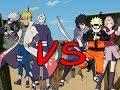 Minato vs Naruto \ Минато против Наруто