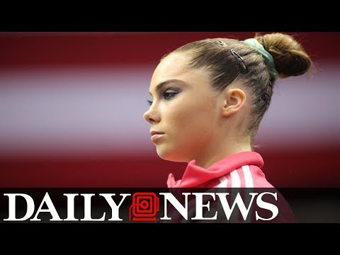 Maroney accuses USA Gymnastics of trying to silence her