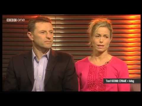 Madeleine McCann BBC1 Crimewatch New Appeal and Full Reconstruction
