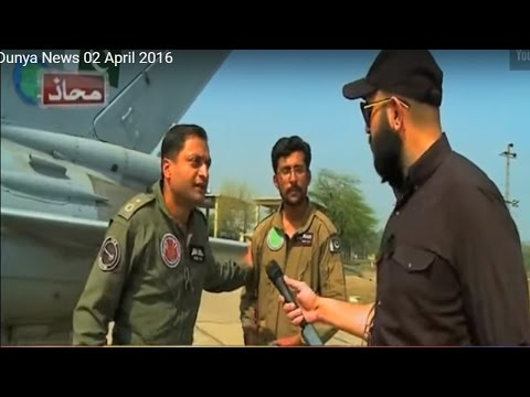 Mahaaz Wajahat Saeed Khan 2 April 2016 - Sensational Episode on PAF