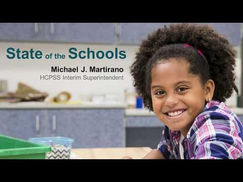 State of Schools 2017 Chamber of Commerce