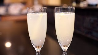 Prep School: The French 75, an effervescent yet potent drink