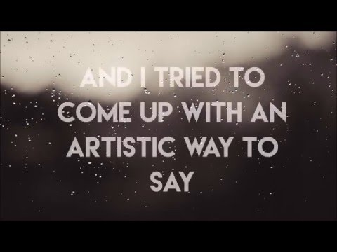 Kitchen Sink // twenty one pilots [lyrics]...