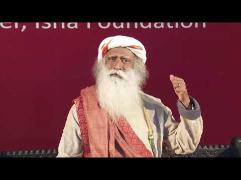 Sadhguru on Integrity at SPIPA
