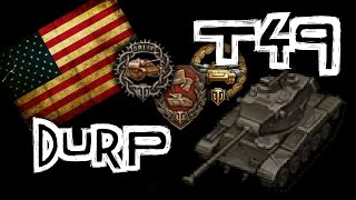 World of Tanks || T49 - Mr. One Shot!