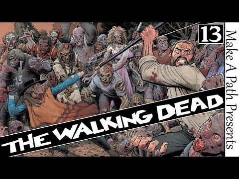 WILL NEGAN DIE SOON & MORE - The Walking Dead Comic Q&A 13