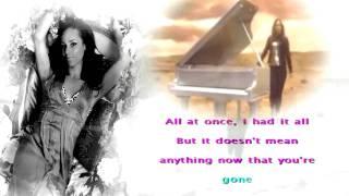 Alicia Keys- Doesn