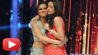 Drashti Dhami And Sanaya Irani Together In Jhalak Dikhhla Jaa 6