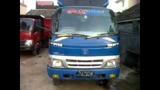 Dijual Dump Truck TOYOTA DYNA 130 HT 2010 Samarinda TLP;(0541)7751197 HP;085246902754 PINBB;27F938C4