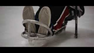 Sledge Hockey Canada - Road to Sochi 2014 #INSPIRE