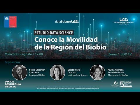 Estudio Data Science: Conoce la Movilidad de la Región del Biobío