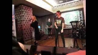 The Veronicas- In My Blood (Live Performance/Meet & Greet)