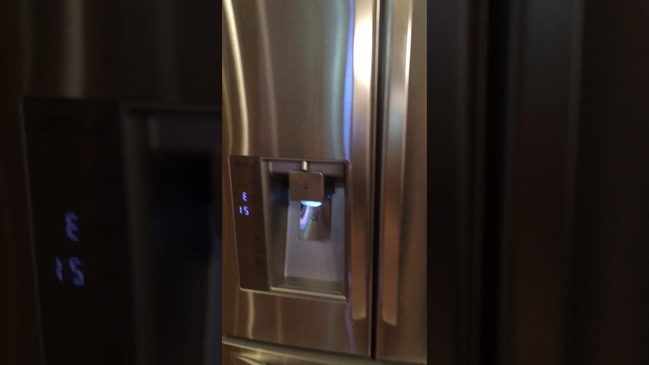 LG French Door Icemaker Fix