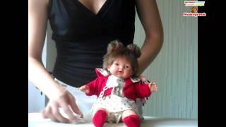 Видеообзор: Кукла Мария Llorens, 33232