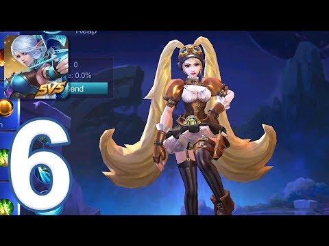 Mobile Legends: Bang Bang - Gameplay Walkthrough Part 6 - Ranked (iOS, Android)