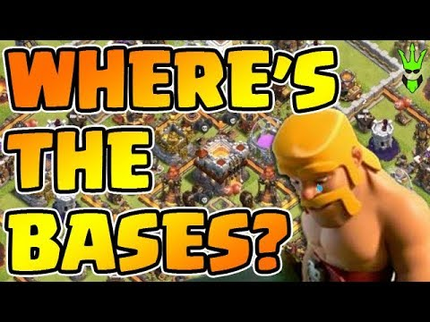 I Can't Find Enough Bases! - Push to 6k / Top 200 US - Clash of Clans - TH11 Pushing