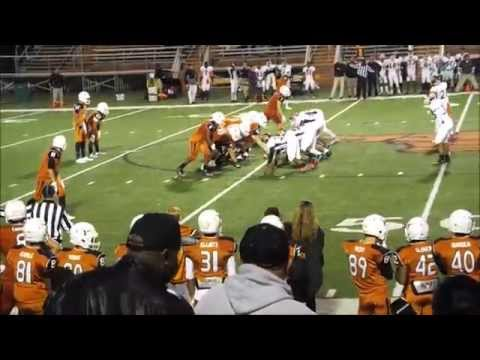 DRE HOUSTON VS NORTH SPRINGS HIGH SCHOOL 2015