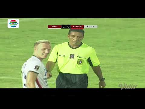 Piala Presiden 2018: Gol Pinalti Stefano Lilipaly Bali United (3) vs Persija (0)