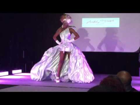Radical Phoenixx Walks For Andre Soriano Finale Fashion Week Wpb Youtube