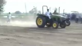 JAAT का रेस ट्रैक्टर in हरियाणा | Farmtrac | John Deere | Mahendra - Chull Haryanvi Vines