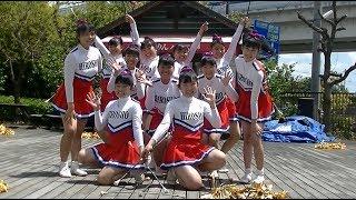 県立広島商業高校バトン部@Chushikoku Cheerleader 2019 Spring