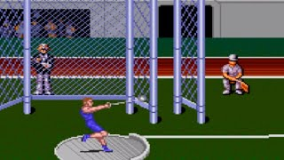 World Sports Competition (TG16) Playthrough - NintendoComplete