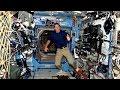 Duplex avec Thomas Pesquet dans l'ISS à l'Académie des Sciences