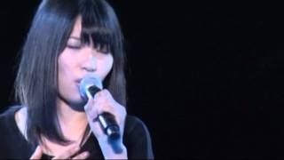 AKB48の増田有華の「fragile」です! 調子悪い時です! この時期は歌よ...
