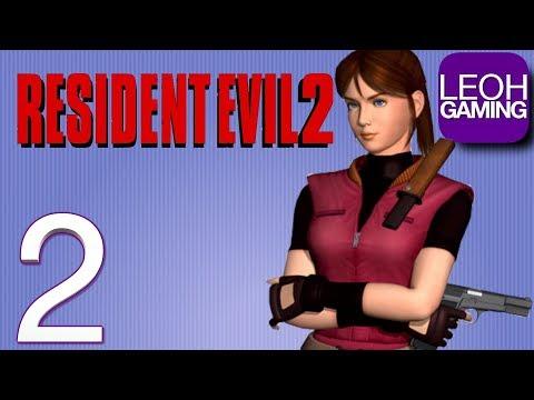 LEOH GAMING|Resident Evil 2|EPISODE 2