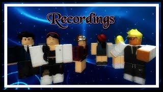 Recordings | Ep. 1 - This is my Story | ROBLOX Series