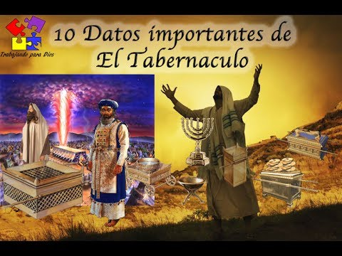 10 Datos Importantes De El Tabernaculo By Trabajando Para Dios Youtube