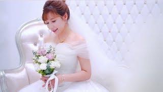 Đám Cưới Hàn Quốc Cô Dâu Xinh Như Hoa Hậu