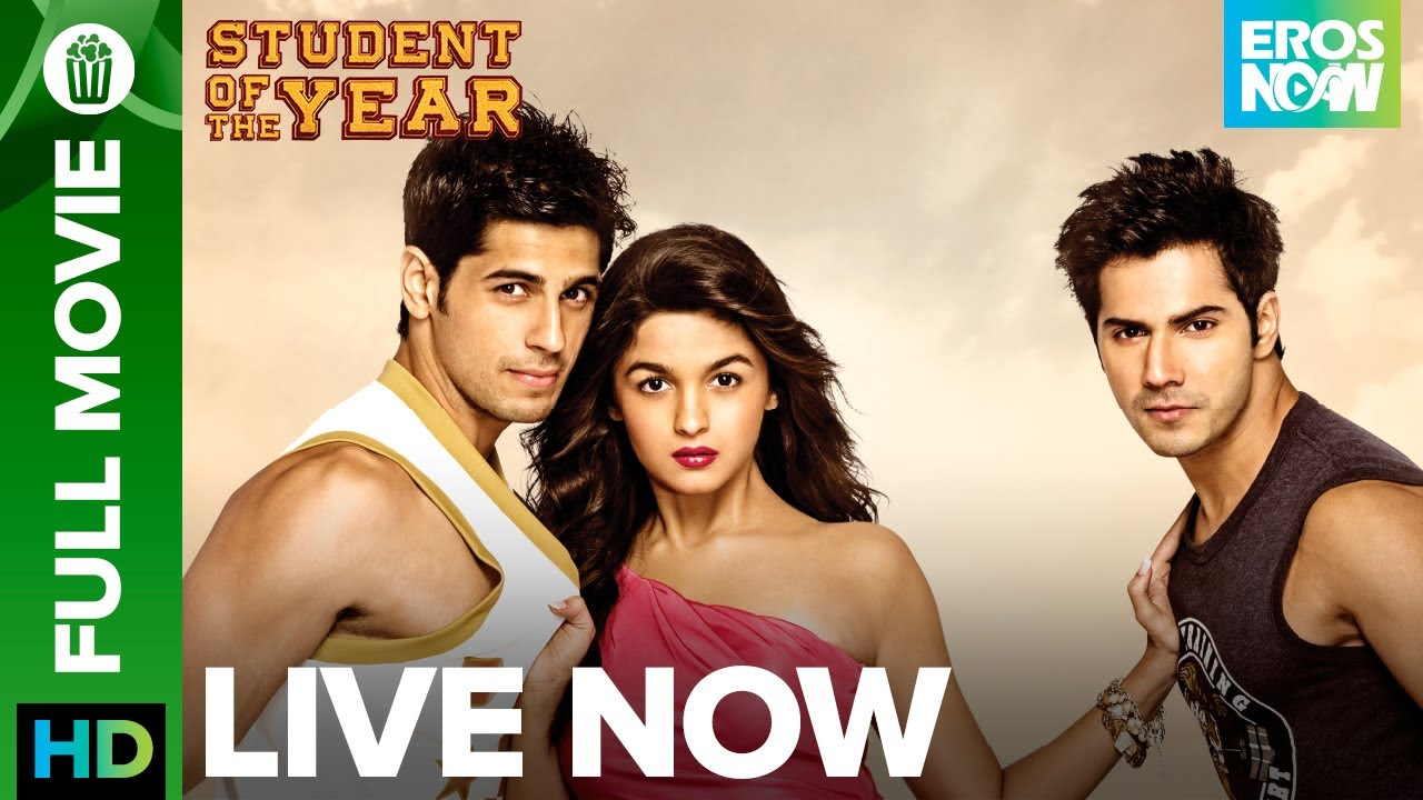 Student of the year full movie dailymotion