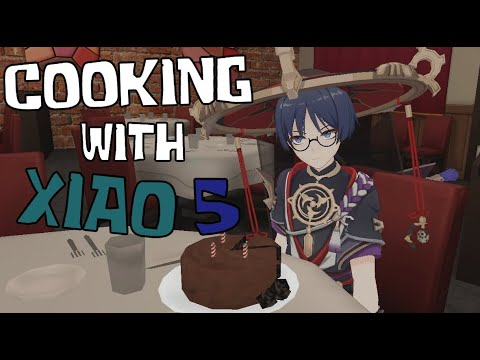 Download Cooking with Xiao 5: The Finale (Genshin VR)
