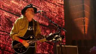 Watch Neil Young Western Hero video