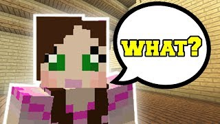 Minecraft: GUESS THE WORD!! - Mini-Game