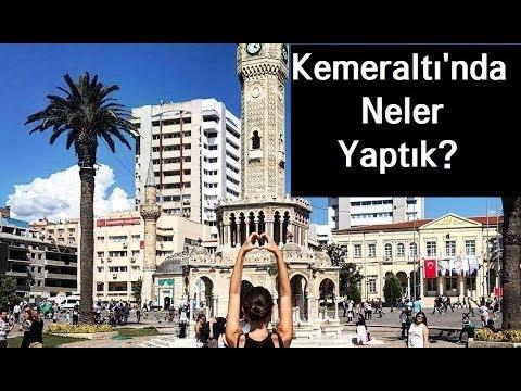İzmir Kemeraltı Gezi Vlog | Oğlak Kızı