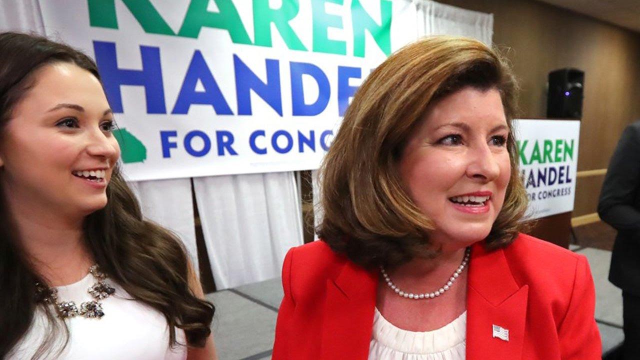 Georgia Republican Candidate: