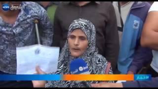 الطارف: سكان الدندان يغلقون بلدية البسباس احتجاجا على السكنات الريفية