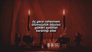 Lacuna Coil - Blood, Tears, Dust [Türkçe Çeviri]