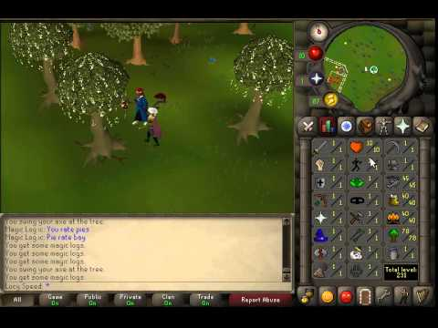 07Scape Skiller \ First Video! *Lucy Speed*