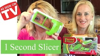 1 Second Slicer *AS SEEN ON TV*