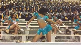 Where I Wanna Be - Southern University Band & Dancing Dolls 2014 - 2015