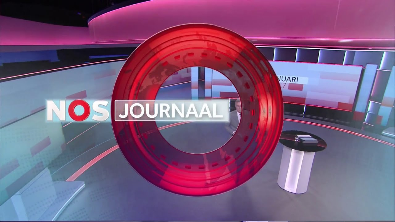 NOS Journaal 20:00 Intro/Outro 2017 (HD) - YouTube
