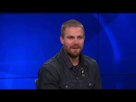 Stephen Amell on Starring in