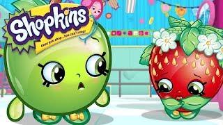 SHOPKINS Cartoon - STRANGE NOISES | Cartoons For Children