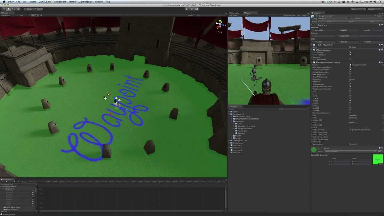 How to make an RPG / Fantasy AI (Unity3d, Part 2)