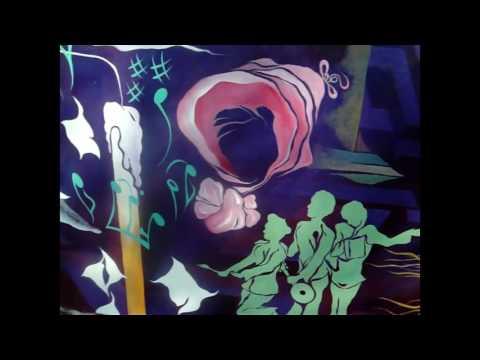 """""""La Boheme"""", a painting by Raymond Pilarczyk"""