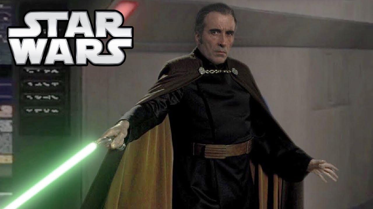 Yoda Reveals Why Count Dooku Turned To The Dark Side