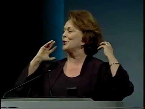 Shirley Douglas Speech Part #1 (1999)